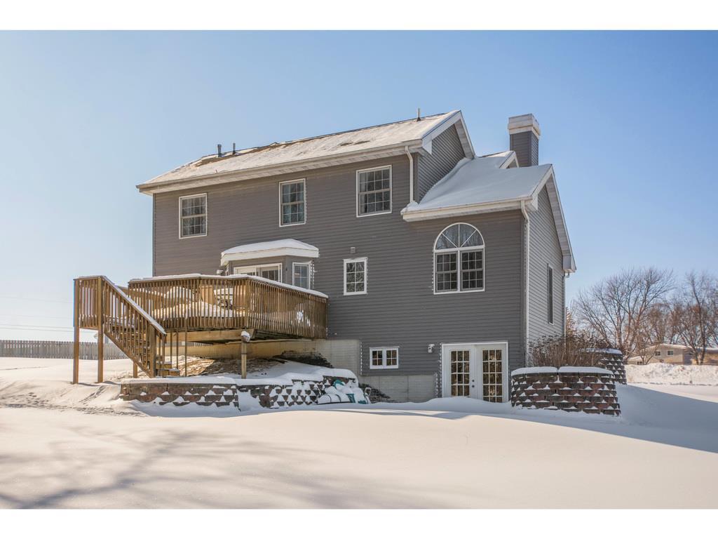 Photo of home for sale at 607 Jasper Avenue NE, Mitchellville IA