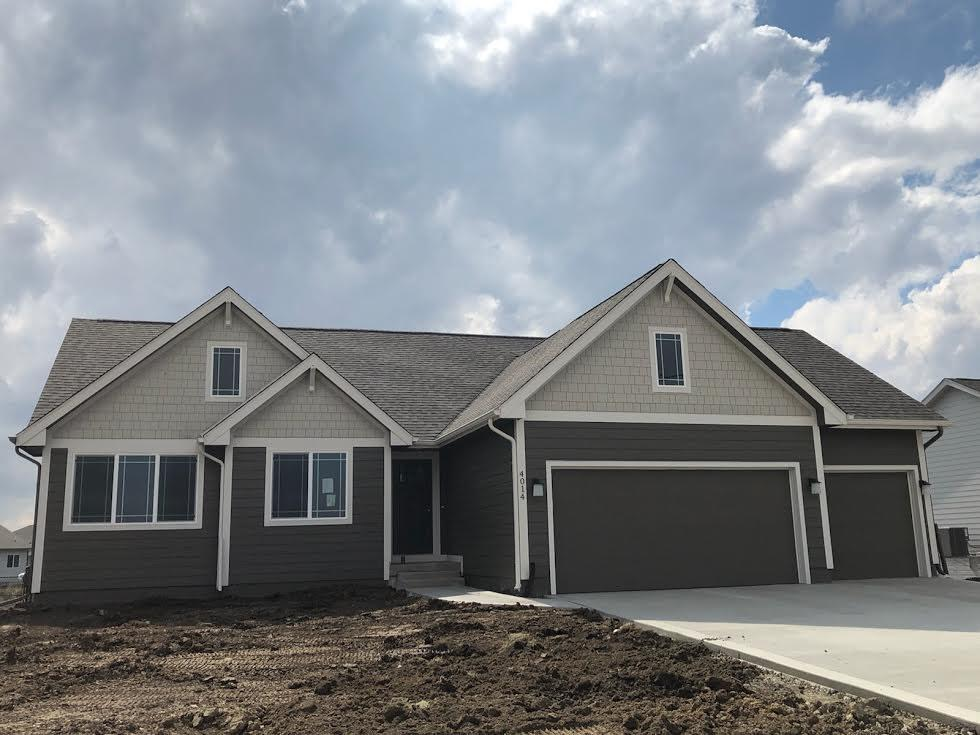 Photo of home for sale at 4014 Abilene Road NW, Ankeny IA