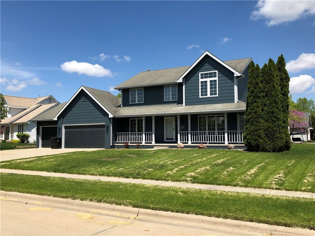 Photo of home for sale at 710 Barclay Circle NE, Ankeny IA