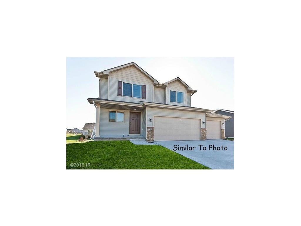 Photo of home for sale at 750 Addison Drive NE, Waukee IA