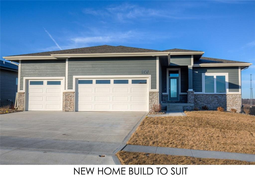 Photo of home for sale at 1713 31st Street NW, Ankeny IA