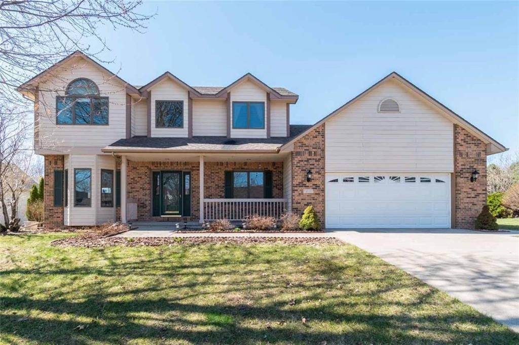 Photo of home for sale at 3001 Valley View Road, Ames IA