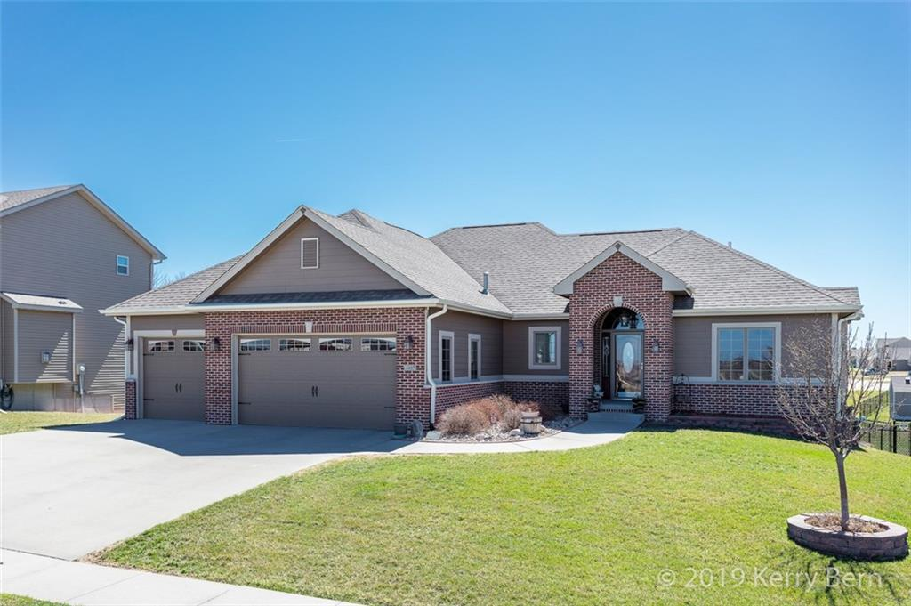 Photo of home for sale at 4407 5th Street NW, Ankeny IA