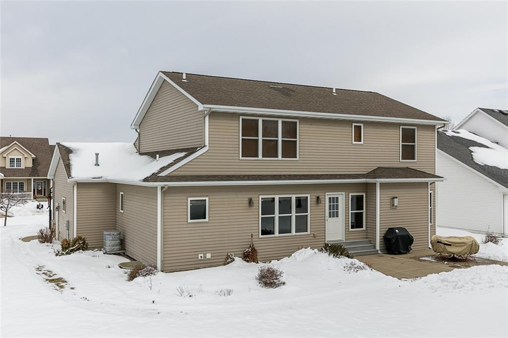 Photo of home for sale at 228 Thornhill Road, Norwalk IA