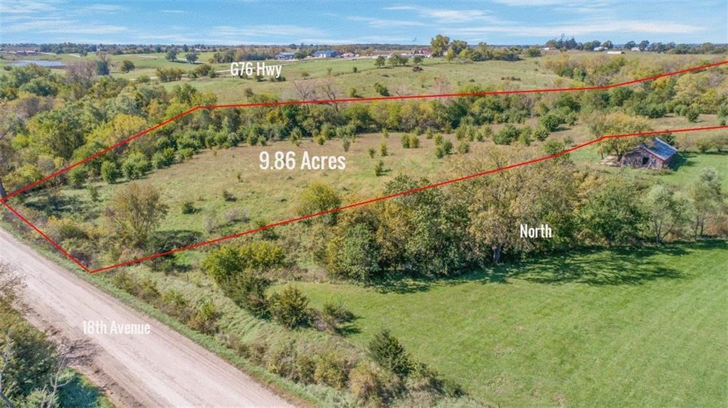 Photo of home for sale at 23800 18th Avenue, New Virginia IA