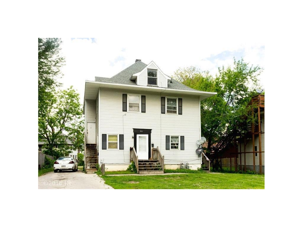 Photo of home for sale at 401 Franklin Avenue, Des Moines IA