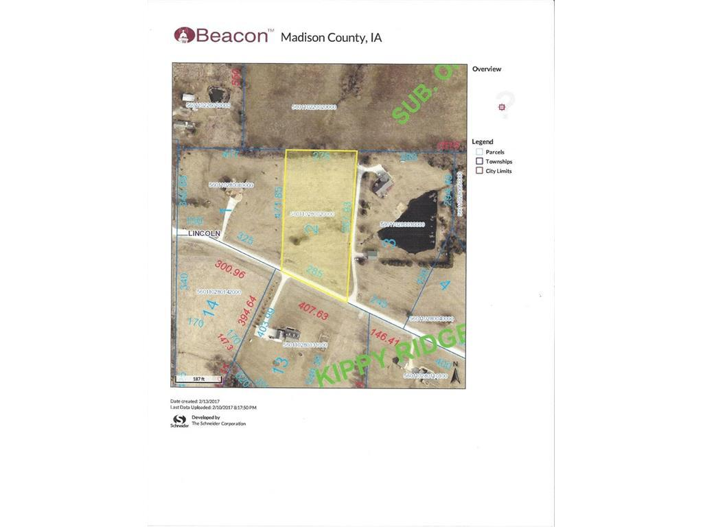 Photo of home for sale at Lot 2 226TH CT  KIPPY RIDGE ESTATES LOT #2 Court, Winterset IA
