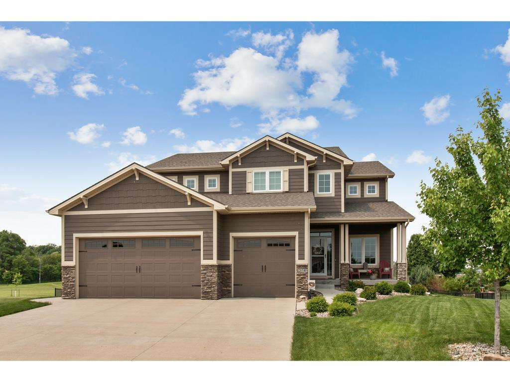 Photo of home for sale at 208 Mils Drive NW, Ankeny IA