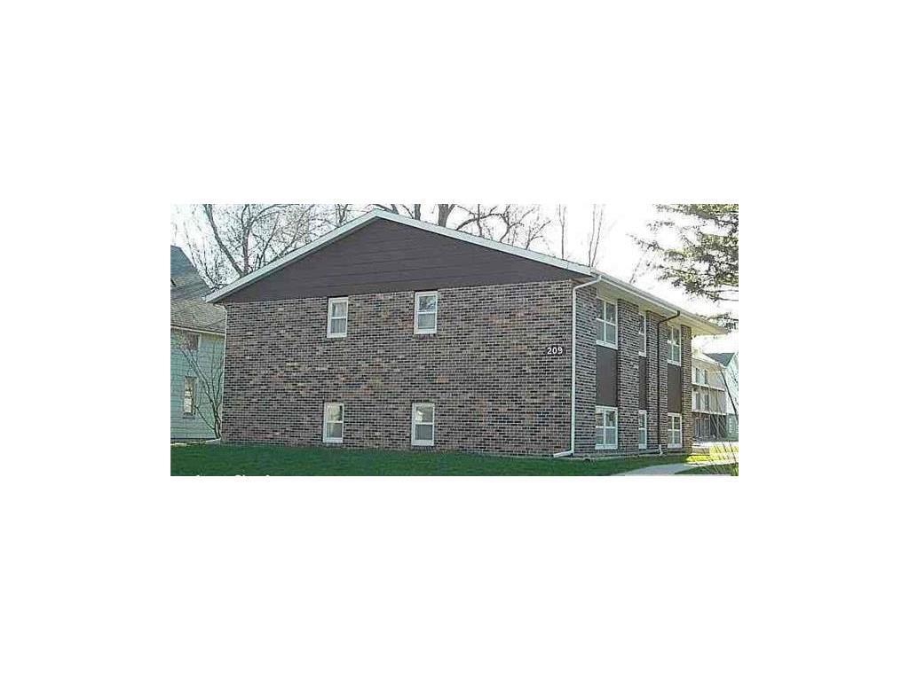 Photo of home for sale at 209 Washington Avenue, Ames IA