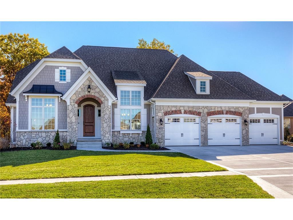 Photo of home for sale at 477 Camden Drive SW, Ankeny IA