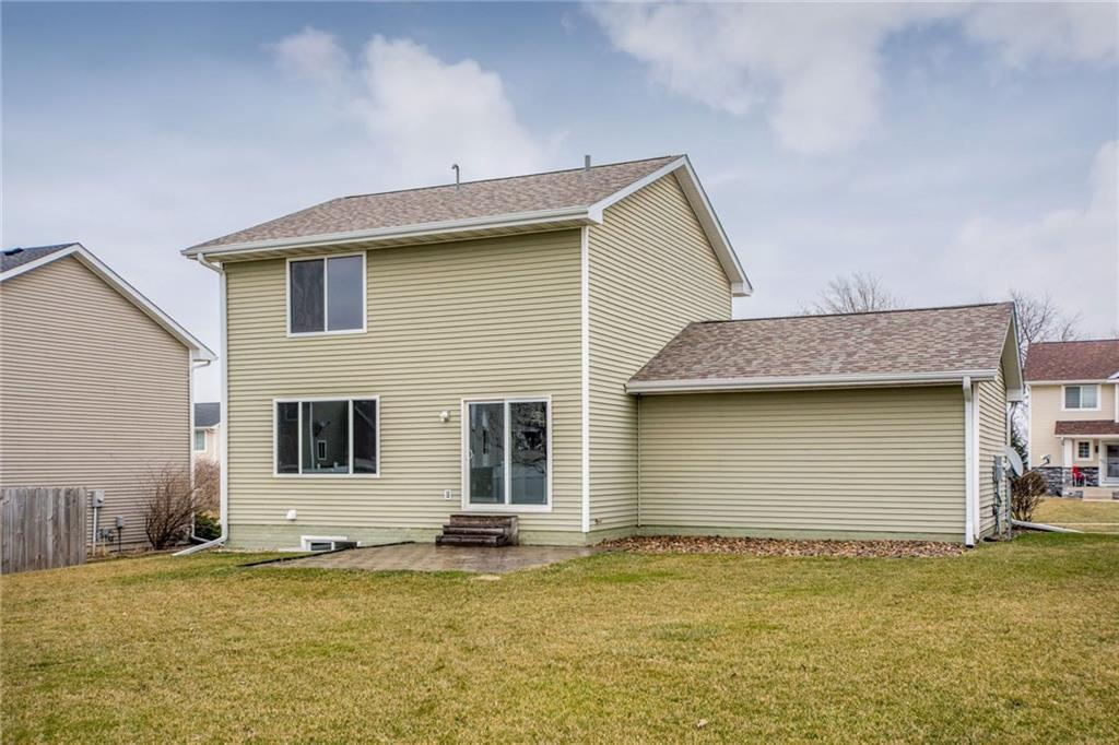 Photo of home for sale at 5808 92nd Court NW, Johnston IA