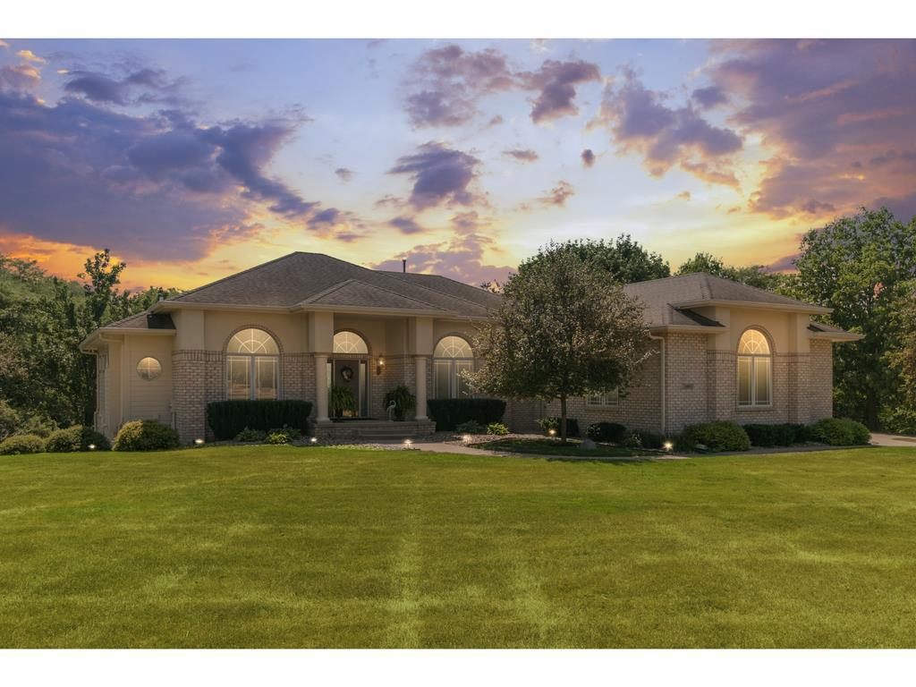 Photo of home for sale at 36904 High Meadows Lane, Cumming IA