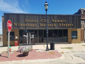 Property for sale at 105 S Clark St, Forest City,  Iowa 50436