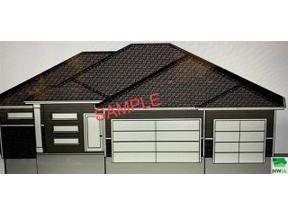 Property for sale at 182 N. Canterbury Unit: Circle, No. Sioux City,  South Dakota 57049