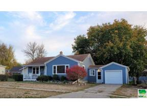 Property for sale at 414 4th St. Nw, Orange City,  Iowa 51041
