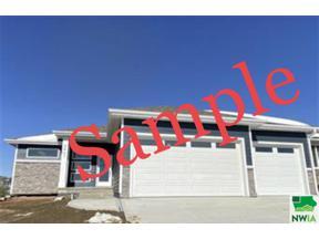 Property for sale at 180 N. Canterbury Unit: Circle, No. Sioux City,  South Dakota 57049