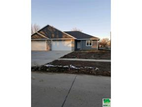 Property for sale at 211 5th St., Sergeant Bluff,  Iowa 51054