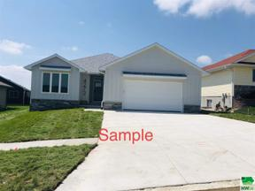 Property for sale at 603 Topaz Dr., Sergeant Bluff,  Iowa 51054