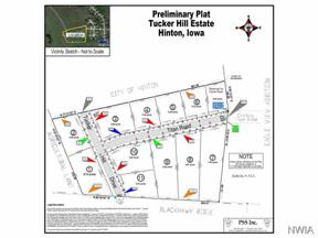 Property for sale at Lot 4 Tucker Hill Drive, Hinton,  Iowa 51024