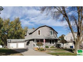 Property for sale at 315 5th St. N.E., Orange City,  Iowa 51041