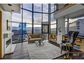 Property for sale at 851 W Front Street Unit: 1401, Boise,  Idaho 83702