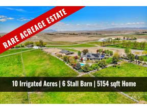 Property for sale at 12600 W Lanktree Gulch, Star,  Idaho 83669