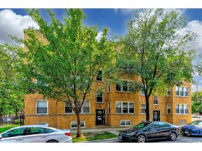Property for sale at 3337 W Byron Street # 3, Chicago,  Illinois 60618