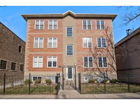 Property for sale at 1754 W Wellington Avenue # 1W, Chicago,  Illinois 60657
