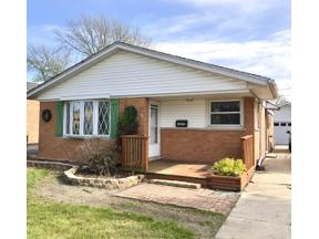 Property for sale at Alsip,  Illinois 60803