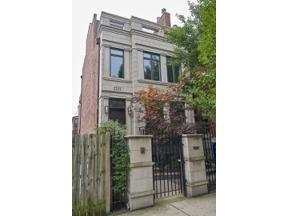 Property for sale at 1531 W George Street, Chicago,  Illinois 60657