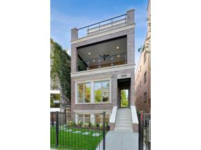 Property for sale at 3929 N Greenview Avenue # 1, Chicago,  Illinois 60613