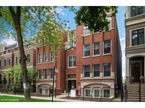 Property for sale at 1414 W Byron Street # 3W, Chicago,  Illinois 60613