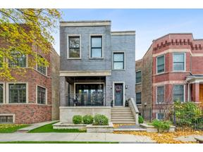 Property for sale at 3642 N Bell Avenue, Chicago,  Illinois 60618