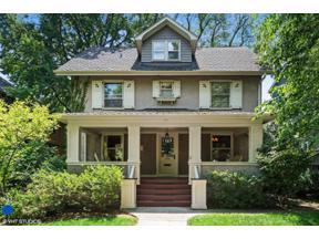 Property for sale at 728 Colfax Street, Evanston,  Illinois 60201