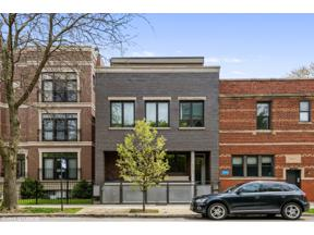 Property for sale at 3737 N Damen Avenue # 1, Chicago,  Illinois 60618