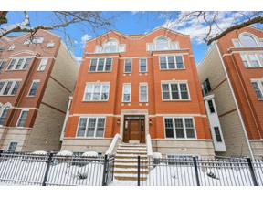 Property for sale at 1318 W Fletcher Street # 2W, Chicago,  Illinois 60657