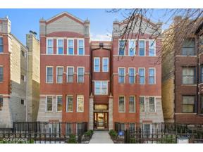 Property for sale at 1413 W Cuyler Avenue # 2W, Chicago,  Illinois 60613