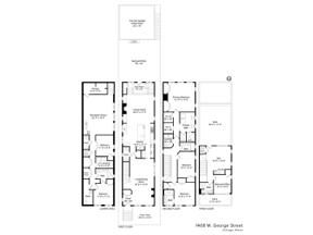 Property for sale at 1408 W George Street, Chicago,  Illinois 60657