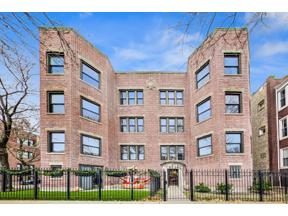 Property for sale at 1254 W Eddy Street # 3, Chicago,  Illinois 60657
