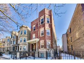 Property for sale at 3705 N Lakewood Avenue # 3F, Chicago,  Illinois 60613