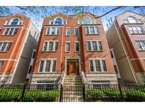 Property for sale at 1310 W Fletcher Street # 2E, Chicago,  Illinois 60657