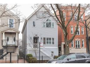 Property for sale at 1454 W Wolfram Street, Chicago,  Illinois 60657