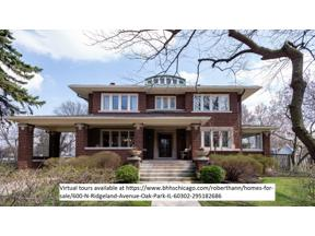 Property for sale at 600 N Ridgeland Avenue, Oak Park,  Illinois 60302