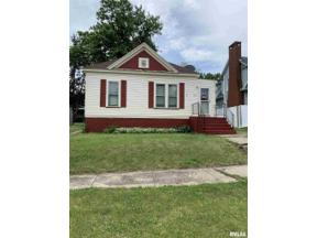 Property for sale at 413 E 1st Street, Kewanee,  Illinois 61443