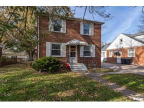 Property for sale at 2342 25th Street, Rock Island,  Illinois 61201