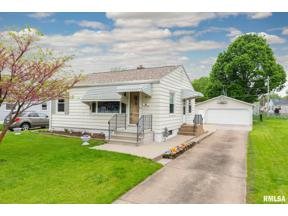 Property for sale at 15 Waverly Drive, Rock Island,  Illinois 61201