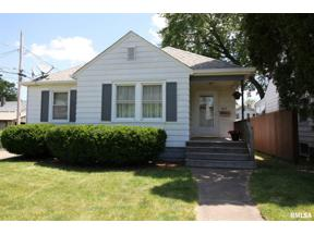 Property for sale at 1817 36th Street, Rock Island,  Illinois 61201