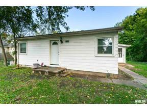 Property for sale at 1614 W 15th Street, Davenport,  Iowa 52804