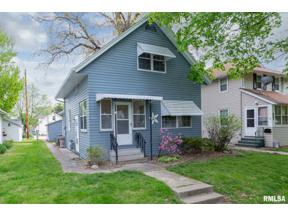 Property for sale at 1914 23rd Street A, Moline,  Illinois 61265