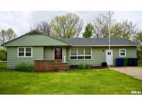 Property for sale at 3504 N 4th Street, Clinton,  Iowa 52732